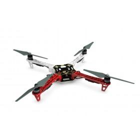 DJI F450 Flame Wheel E305 Kit ARF V2 + DJI Naza M V2 GPS + Landing Legs + H3-3D Gimbal
