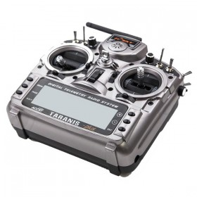 FrSKY Taranis X9D Plus 2.4Ghz ACCST (M2) Transmitter With Black EVA Carry Case