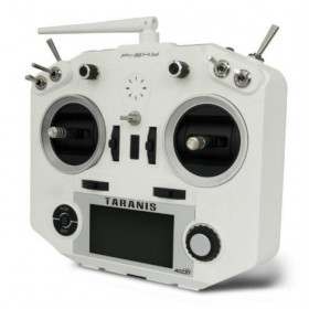 FrSky ACCST Taranis Q X7 2.4GHz 16 channel Radio Transmitter White