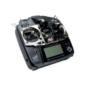 Futaba T8J 8 Channel 2.4 GHz S-FHSS + R2008SB SBUS Receiver Mode 2
