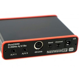 ImmersionRC Duo 2400 V3 2.4 GHz A/V Diversity Receiver
