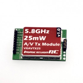ImmersionRC Vortex 25mW Video Tx Module Only