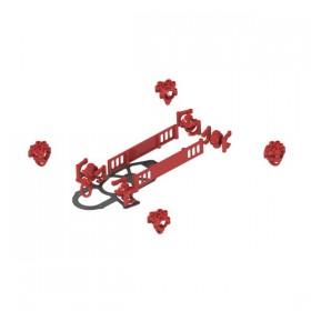 ImmersionRC Vortex 285 Hot Pink Crash Kit Plastic Parts