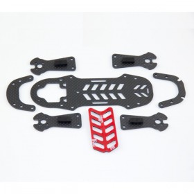 ImmersionRC Vortex 150 Mini Crash Kit 2 Carbon Fiber V15MCK2