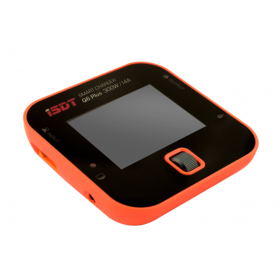 ISDT Q6 Plus 300W Lipo Charger - Orange