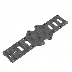 Lumenier QAV-RXL Carbon Fiber Bottom Plate