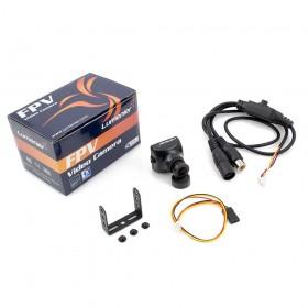 Lumenier CM-650 Mini 650TVL Camera Black Case