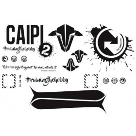 TBS Caipirinha 2 Decal Set