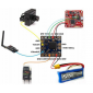 Wiring Diagram for Micro MiniM OSD