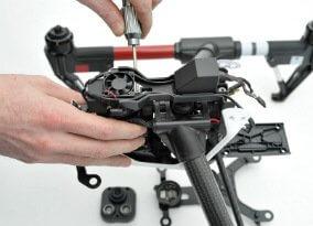Direct Drone Repair Logo